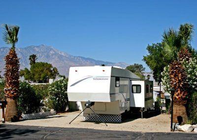 Desert Oasis Mobile Home & RV Resort sites