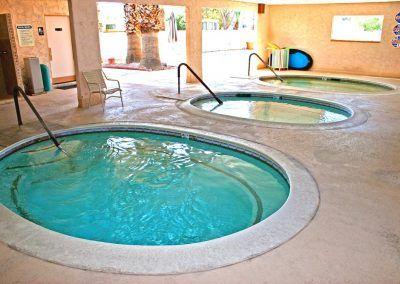 Desert Oasis Mobile Home & RV Resort spa